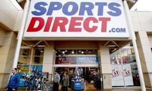 Sports Direct face a legal challenge
