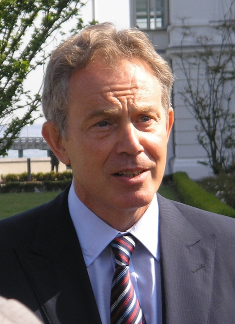 Brits want Blair put on trial for warcrimes